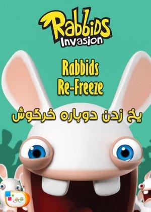حمله خرگوشها - یخ زدن دوباره خرگوش