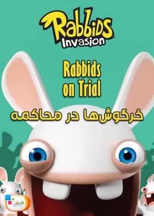 حمله خرگوشها - خرگوش در محاکمه